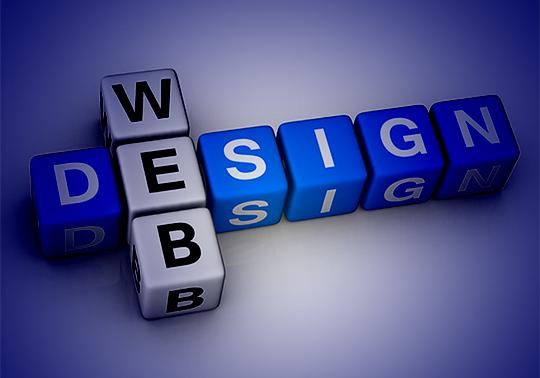 Дизайн сайта для 4Д-20